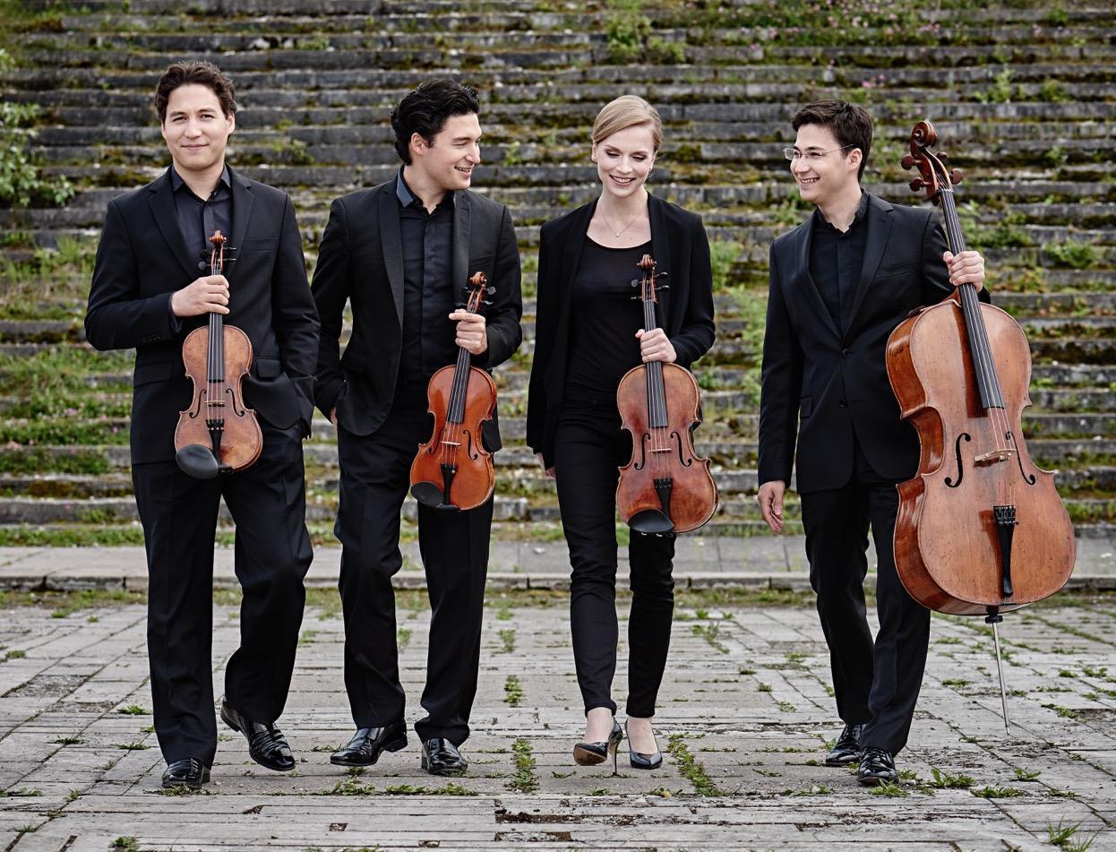 Schumann Quartett; Foto: Kaupo Kikkas