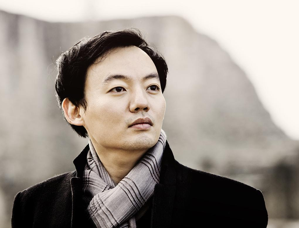 Pianist William Youn; Foto: Irene Zandel