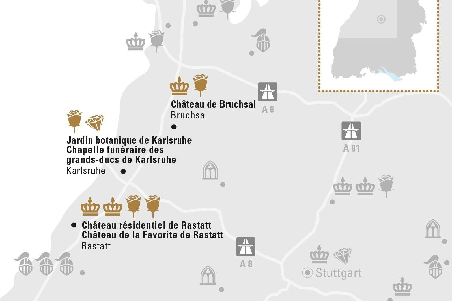 Karlsruhe et sa Région