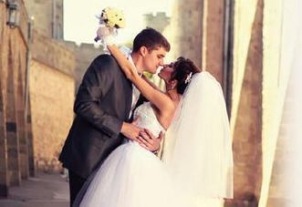 A wedding at Bruchsal Palace