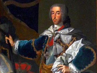 Kurfürst Clemens August (1700-1771)
