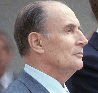 François Mitterrand. Image: Wikipedia, in the public domain
