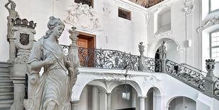 Meersburg New Palace, Photo: Staatliche Schlösser und Gärten, Günther Bayerl