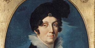 Bildnis der Markgräfin Amalie von Baden